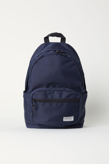 Backpack - Dark blue - Men | H&M
