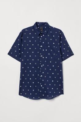 a1ef223b5985bd SALE - Men's Shirts - Shop Men's clothing online | H&M US