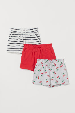 d5a4ab823c Girls Shorts - 1½ - 10 years - Shop online | H&M GB
