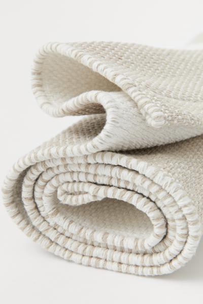 H&M - Jacquard-patterned cotton rug - 2