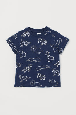 c768e8406 Baby Boy Clothes | Age 4 Months to 4 Years | H&M GB