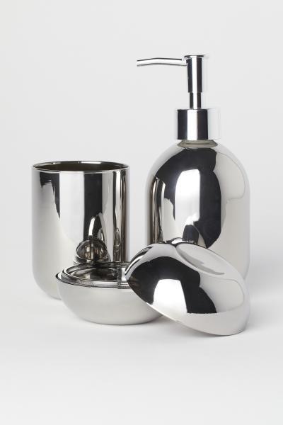 H&M - Glass soap dispenser - 3