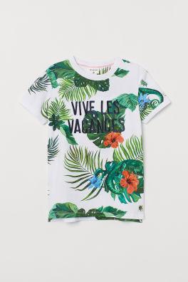 a55283db9a086 Tops e t-shirts rapaz – Grande variedade de modelos