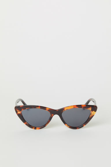 Sunglasses - Brown/Tortoiseshell-patterned - Ladies | H&M