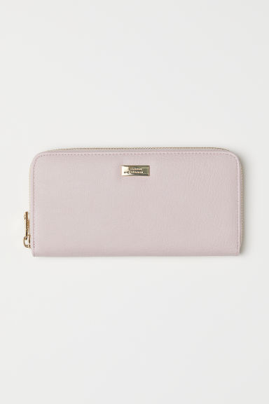 Large purse - Powder pink -  | H&M