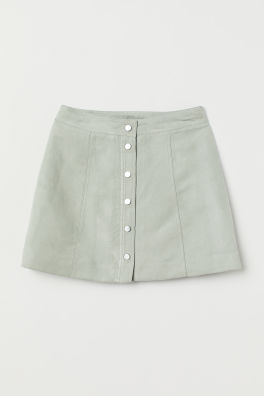4768d5590b Skirts For Women | Maxi, Denim & Pencil Skirts | H&M US