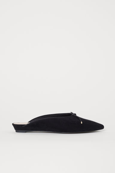 Mules - Black - Ladies | H&M CN