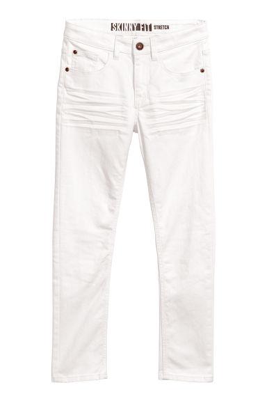 nouveau concept baeb4 08204 Pantalon en twill Skinny Fit