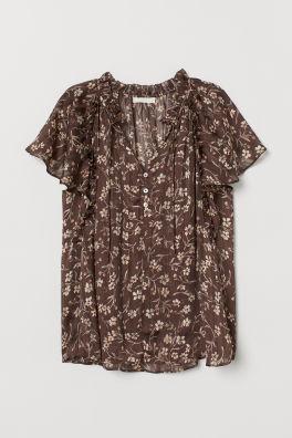 caedd25d75 SALE | Women's Shirts & Blouses | Shop Online | H&M US