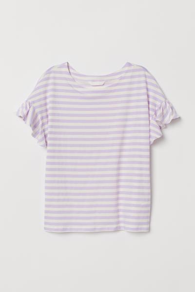 H&M - Camiseta con volantes - 5