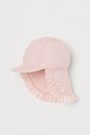 Swim Cap UPF 50Model