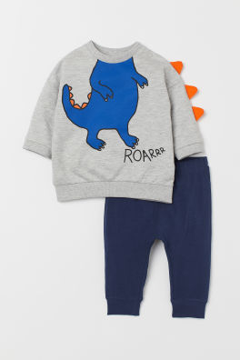 e96e068791df3 Baby Boy Clothes | Ages 4 - 24 Months | H&M CA