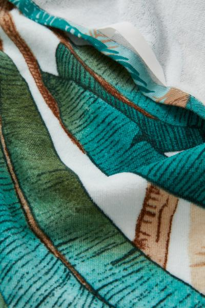 H&M - Patterned beach towel - 3
