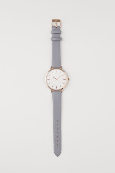 Watch - Grey - Ladies | H&M CN