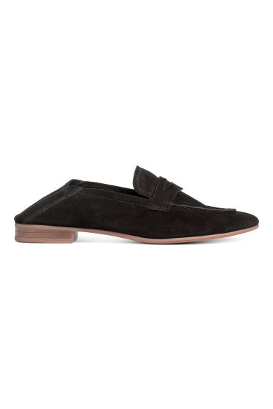 Loafers - Black -  | H&M