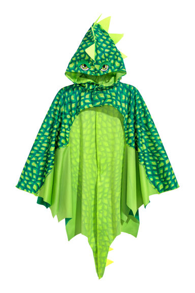 Cape de dragon - Vert/dragon - ENFANT | H&M BE