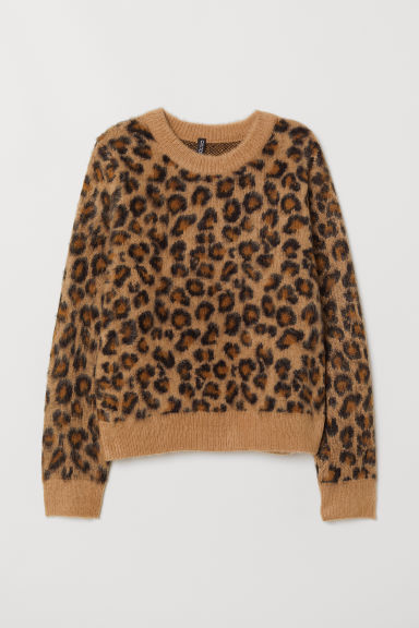 check out save up to 80% highly coveted range of Jacquard-knit Sweater
