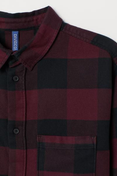 H&M - Camisa de franela - 6