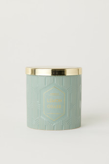 Scented Candle in Holder