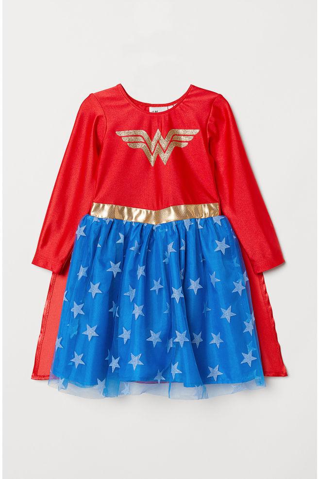 ba93555ab7b3 Disfraz - Rojo/Wonder Woman - NIÑOS | H&M ...
