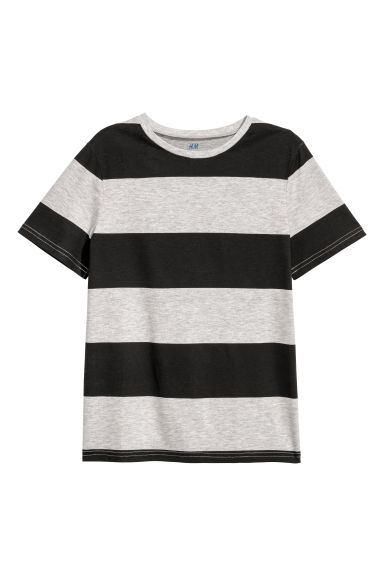 T-shirt - Grigio mélange -  | H&M IT