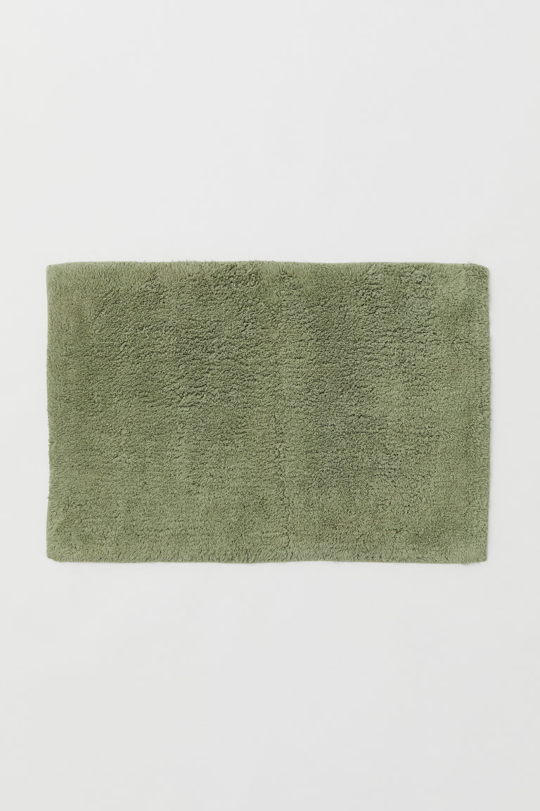 Tappetino bagno - Verde - HOME | H&M IT