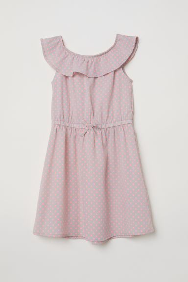 Patterned dress - Mole/Spotted - Kids | H&M