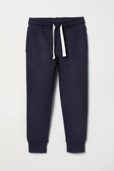 Joggers - Navy blue - Kids | H&M