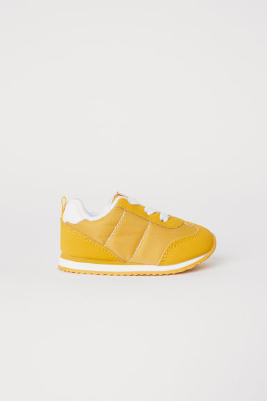 Trainers - Yellow - Kids | H&M CN
