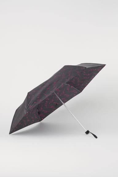 Umbrella - Black/Flamingos -  | H&M CN
