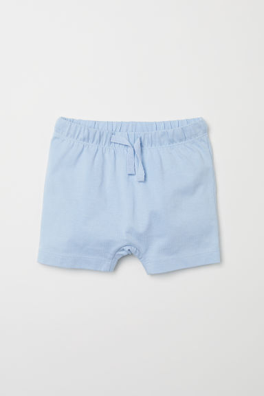 Jersey shorts - Light blue - Kids | H&M