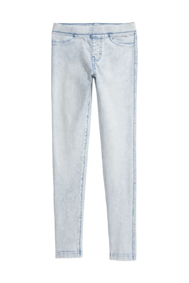 Leggings in jersey - Azzurro -  | H&M IT