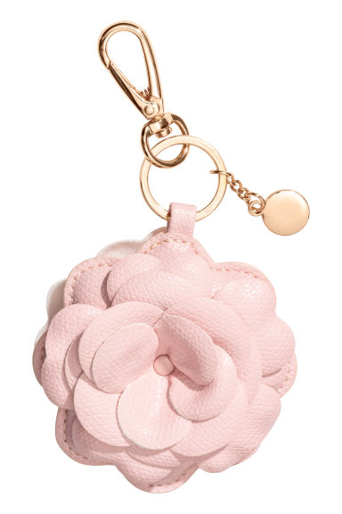 Keyring - Powder pink - Ladies | H&M