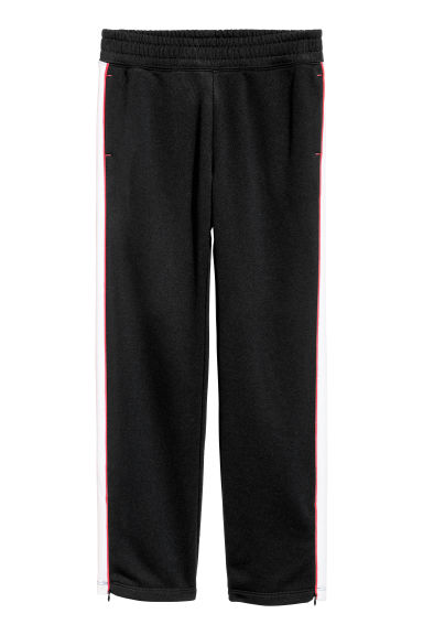 Sportbroek - Zwart -  | H&M BE