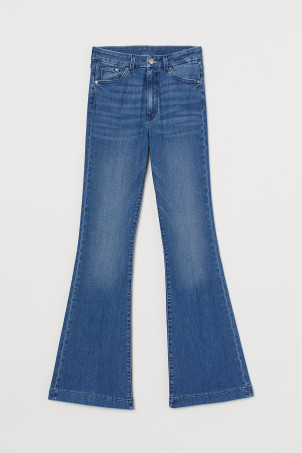 Embrace Flared High Jeans