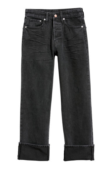 Original Straight Jeans - Black -  | H&M