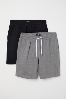 2-pack sweatshorts Regular fit