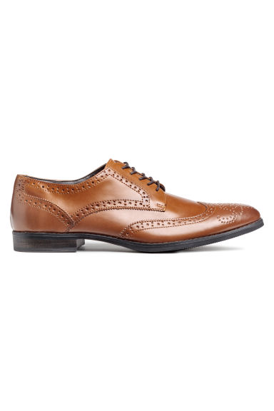 Zapatos Brogue - Marrón -  | H&M ES