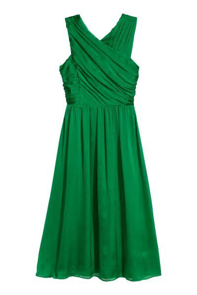 H&M - Vestido drapeado - 1