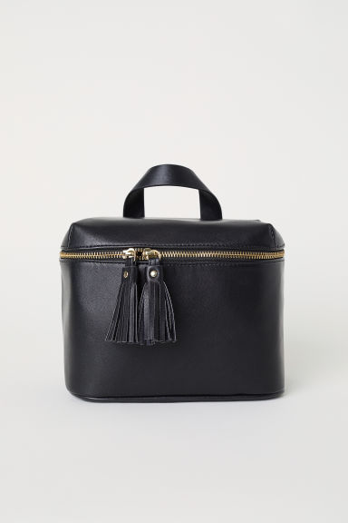 Large Toiletry Bag - Black - Ladies | H&M US