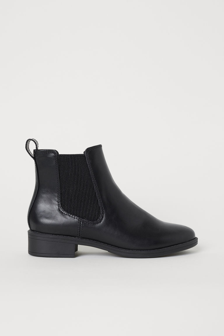 Chelsea boots - Black - Ladies | H&M