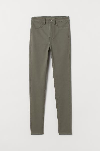 H&M - Super Skinny High Jeans - 4