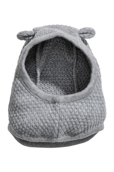 ricco e magnifico nuova selezione speciale per scarpa Passamontagna in misto lana
