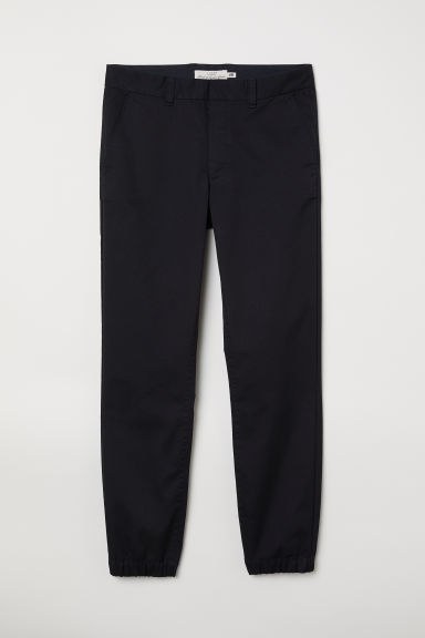 Chinos - Black - Men | H&M