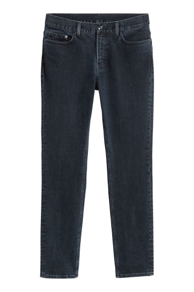 Skinny jeans - Dark blue denim -  | H&M