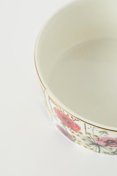 H&M - Porcelain bowl with a motif - 4