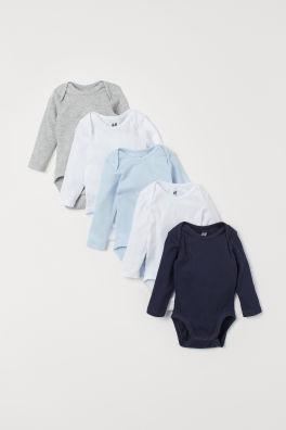 47e672e191c Bodies til baby pige – Bodies til både leg og søvn | H&M DK