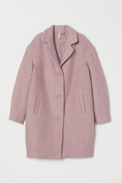 H&M - Abrigo en mezcla de lana - 5
