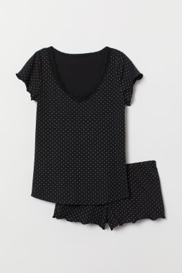 cc10402502439a Damen-Nachtwäsche – Die neuesten Trends online | H&M CH