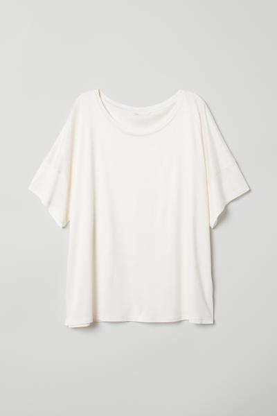 H&M - T-shirt en viscose - 1